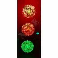 Polycarbonate LED Traffic Signal Light