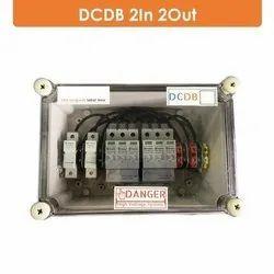 Solar DCDB Box