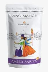 RANGMANCH SUPER SCENTED WHITE INCENSE STICKS 125 GMS ZIPPER