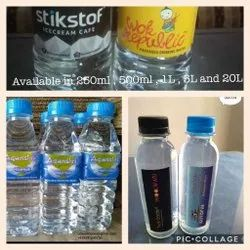SIMCOM Clear Mineral Water, Packaging Type: Bottles