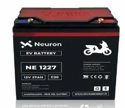 Neuron 12 V 27 AH Electric Bike Batteries