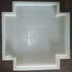 Kona Cut Plastic Tile Mould