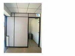 Modular Gypsum Cabin Partition ( Style Door)
