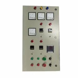 5 Kw Hydraulic Press Heater Control Panel, For Commercial