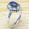 925 Sterling Silver Jewelry Peridot Gemstone New Fashion Ring Wr-6296