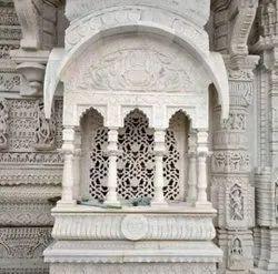 Stone Jharoka