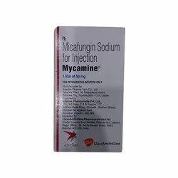 Mycamine 50mg Injection