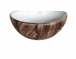 Ceramic Designer Wash Basin, For Bathroom