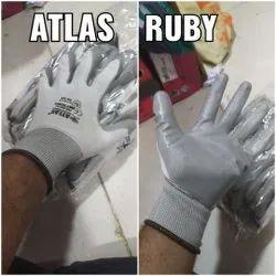 Atlas Ruby Gloves