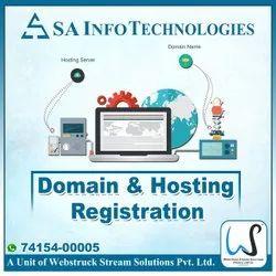 Domain Hosting Registration