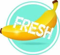 A Grade Banana Raw Materieal, Packaging Type: Carton