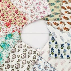 Wholesale Printed Cotton Fabric