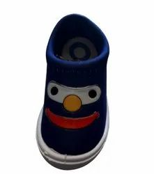 Blue Baby Toddlers Shoe, 3-5 year