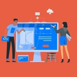 Website Designing Service, With Chat Support