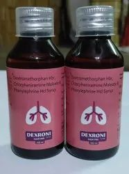 Dextromethorphan Cough Syrup