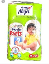Little Angle M Pant Diapers