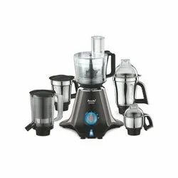 PREETHI ZODIAC 750W 5 JAR MIXER GRINDER, For Wet & Dry Grinding, Capacity(Litre): 1.5 L