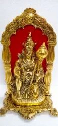 Anand Crafts Gold Plated Statue Of Hanuman Ji