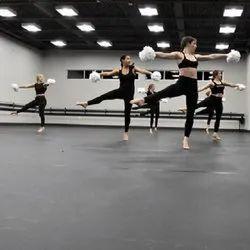 Modern DANCE Sound Resistant Anti Slip Rubber Mat