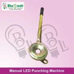 Manual LED Punching Machine