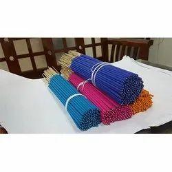 Colored Raw Incense Sticks