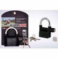 J&D Horn Sensor Alarm Lock, For Security, Powder Coated