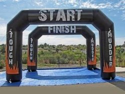 Inflatable Advance Entry & Exit Gate