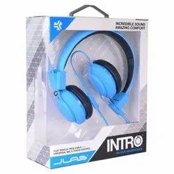 Jlab Intro Premium On-Ear Headphones, 280 G