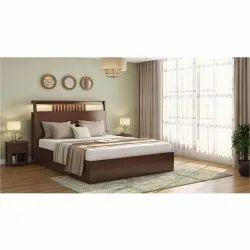 Solid Wood Designer Bed