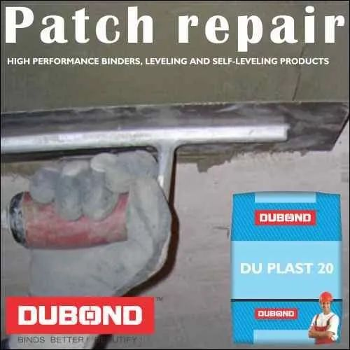 Patch Repair Self Leveling Product