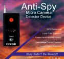 Anti Spy Camera Detector