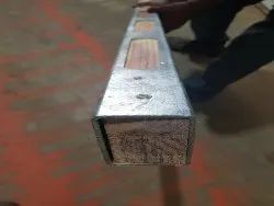 H20 Beam With Steel Casing, Steel Timber