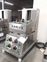 Pizza coolex Cone Moulding Machine