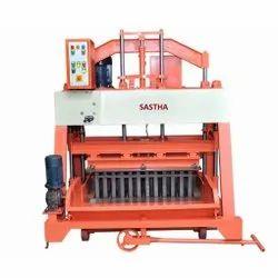 Heavy Duty Solid Hydraulic Block Machine