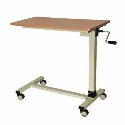 Over Bed Table With Gear