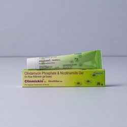 Clinmiskin Gel 20 Gm ( Clindamycin Phosphate & Nicotinamide Gel )