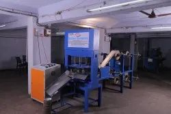 HR 116 A - FULLY AUTOMATIC PAPER PLATE MAKING MACHINE (5 ROLL)