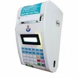 WEP BP 25T Plus Billing Machine