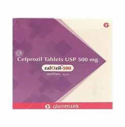 Cefprozil 500mg Tablet, Glenmark Pharmaceuticals Ltd, Treatment: Bacterial Infections