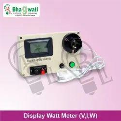 Display Watt Meter(V,I,W)