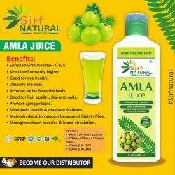 Sirf Natural Amla Juice, Liquid, Packaging Type: Bottle