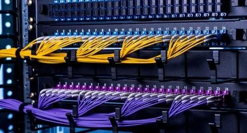 24 Port Network Patch Panel