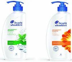 Head & Shoulders Cool Menthol Anti Dandruff Shampoo 650 ML