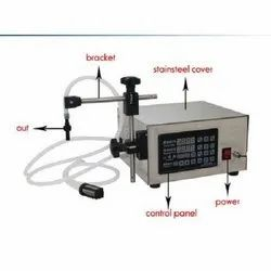 Stainless Steel Electric Oil Filling Machines