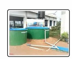 Portable FRP Carb Hatchery tank