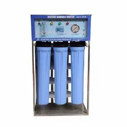 Joystick 500 LPH Digital Industrial RO Plant, For Water Purification, Automation Grade: Automatic