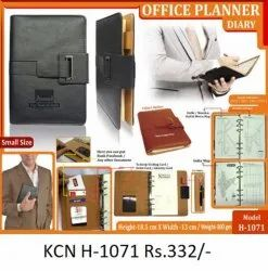Office Planner Diary KCN H-1071