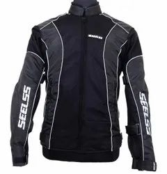 Polyester 900-D Mens Riding Jackets