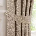 Luxury Collection Pencil Pleat Pattern Curtain