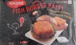 Tilapia Fish Burger Patty